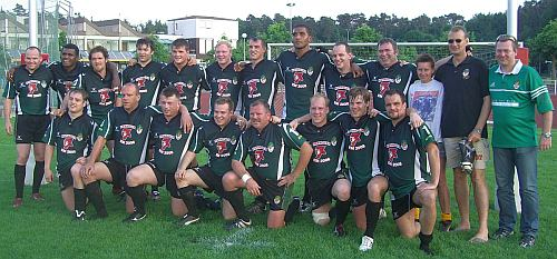 1. Mannschaft DRC Hannover