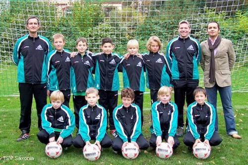 TSV Saxonia D-Jugend