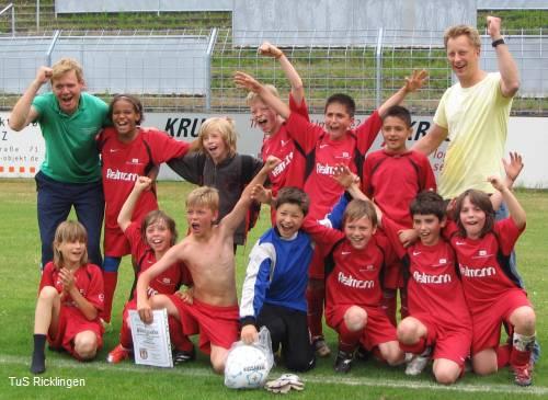 1. E-Jugend TuS Ricklingen
