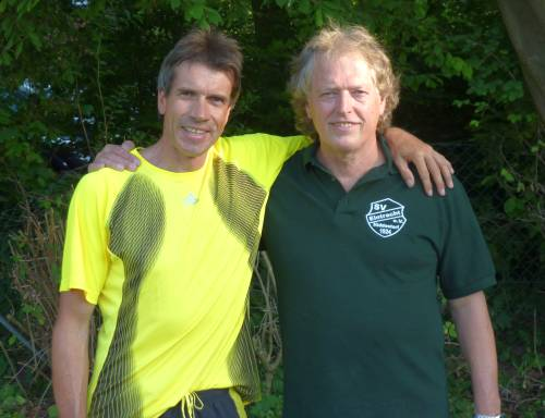 Thomas Ruminski und Rudi Seedler (v.l.)