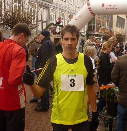 Der zweifache Europameister Thomas Ruminski nach seinem Erfolg in Sarstedt