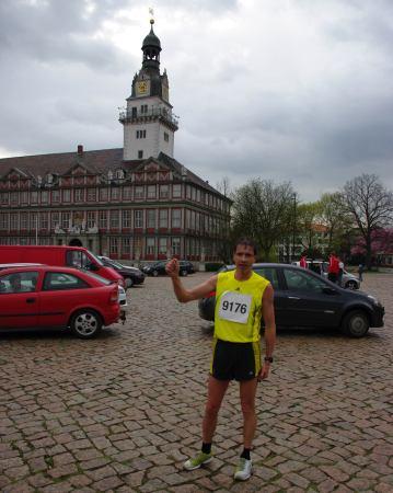 Europameister Thomas Ruminski in Wolfenbüttel