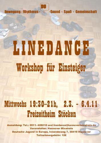 Linedance-Workshop