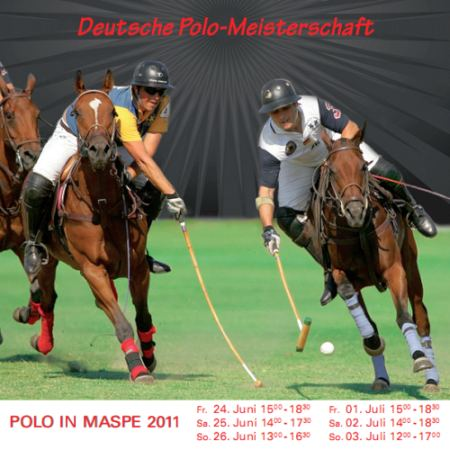 Polo in Maspe 2011: Deutsche Polo-Meisterschaft