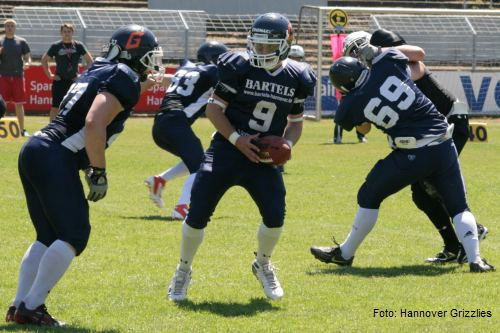 Hannover Grizzlies vs. Wolfenbüttel Young Wolves