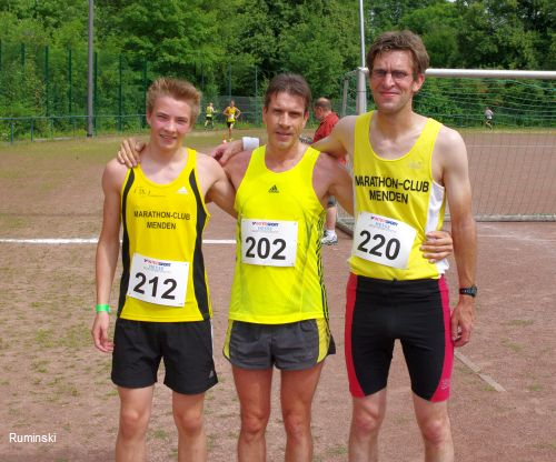 Christian Apprecht, Thomas Ruminski, Thomas Pruse