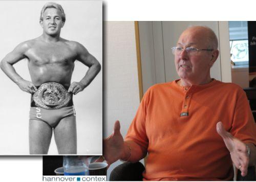 Tony St. Clair damals und heute