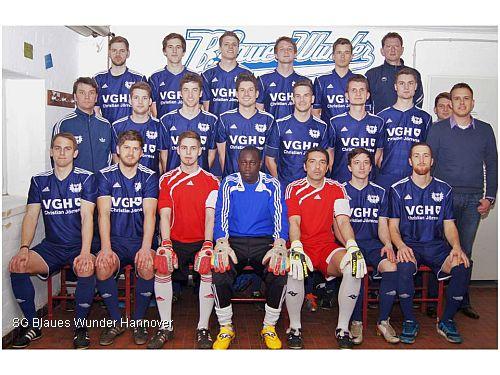 SG Blaues Wunder Herren 2014