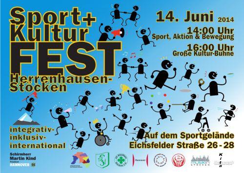 Sport-und Kulturfest Herrenhausen-Stöcken