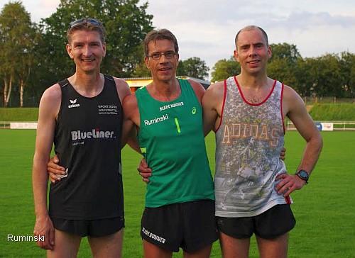 Matthias Wilshusen, Thomas Ruminski und Frank Balzer (v.l.)