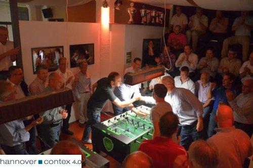 Hobby-Meisterschaft in der Krkel Bar im Helmkehof