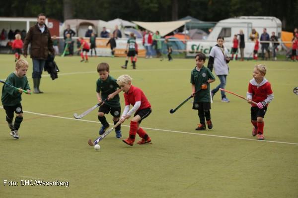 Wilhelm-Hirte-Cup: Teams aus ganz Deutschland bei der 15. Auflage des Kinderhockeyturniers