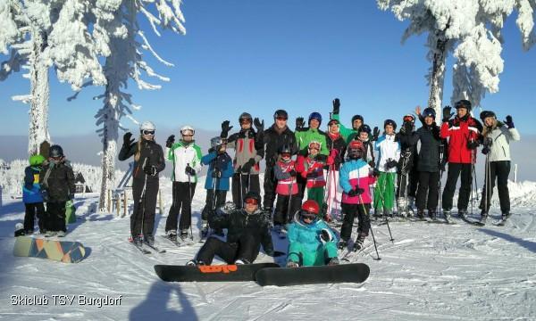 Skiwochenende in Braunlage