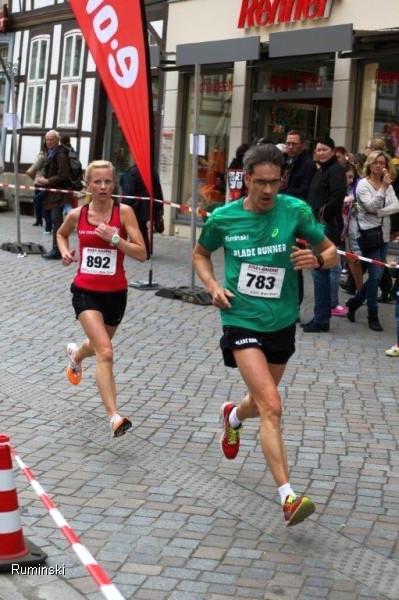 Ulrike Wendt und Thomas Ruminski