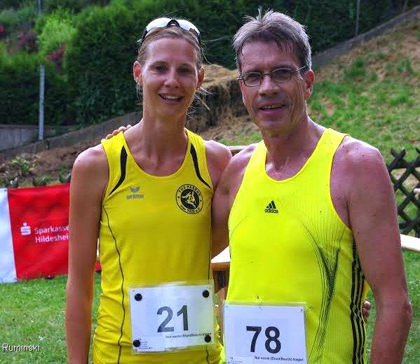 Ruth Sydow und Thomas Ruminski