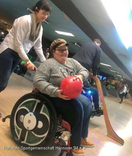 RSG Hannover '94: Ein schöner Bowling-Nachmittag fr die KiJu