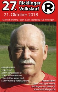 27. Ricklinger Volkslauf