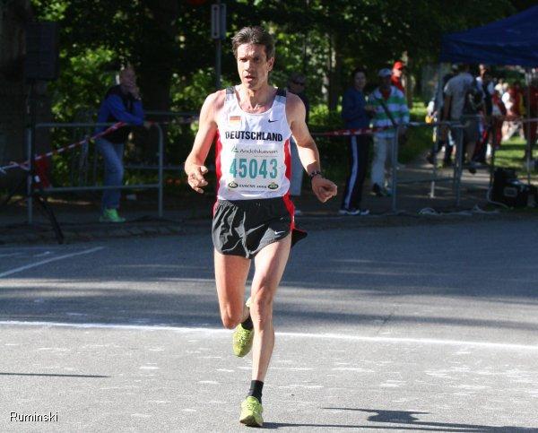 Europameister Thomas Ruminski (SVE Hiddestorf)